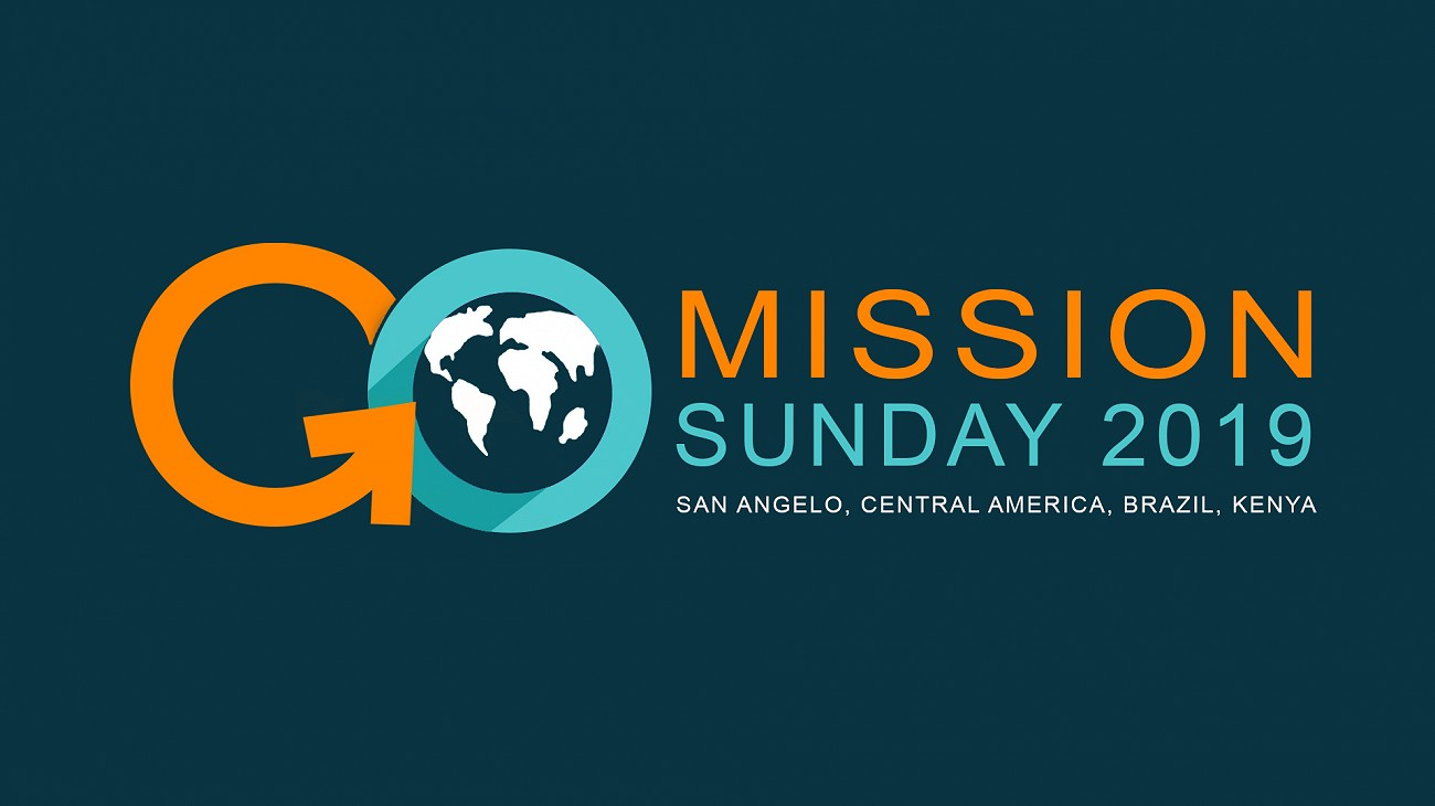 GO - Missions Sunday