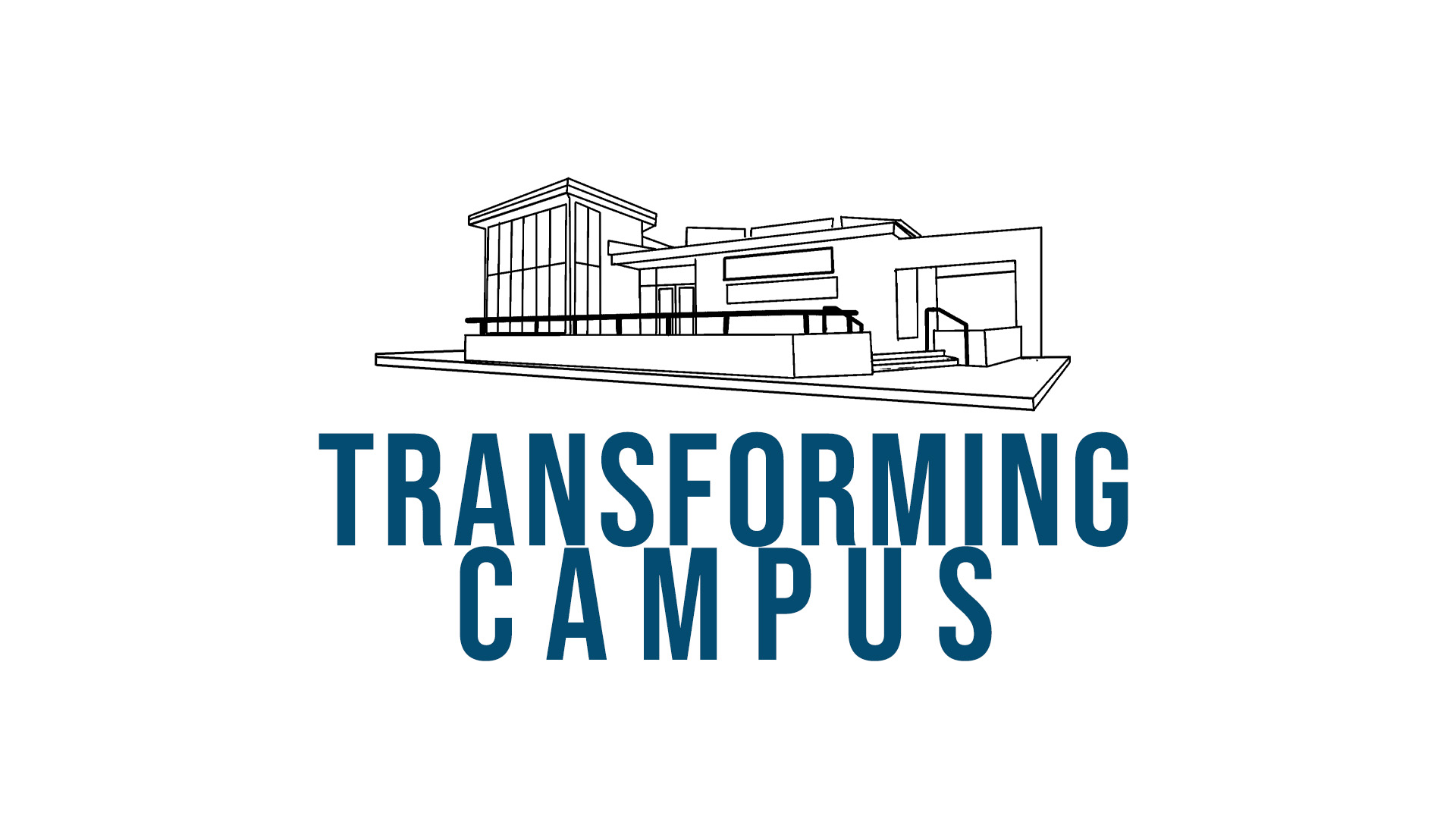 TRANSFORMING CAMPUS LOGO WORDS